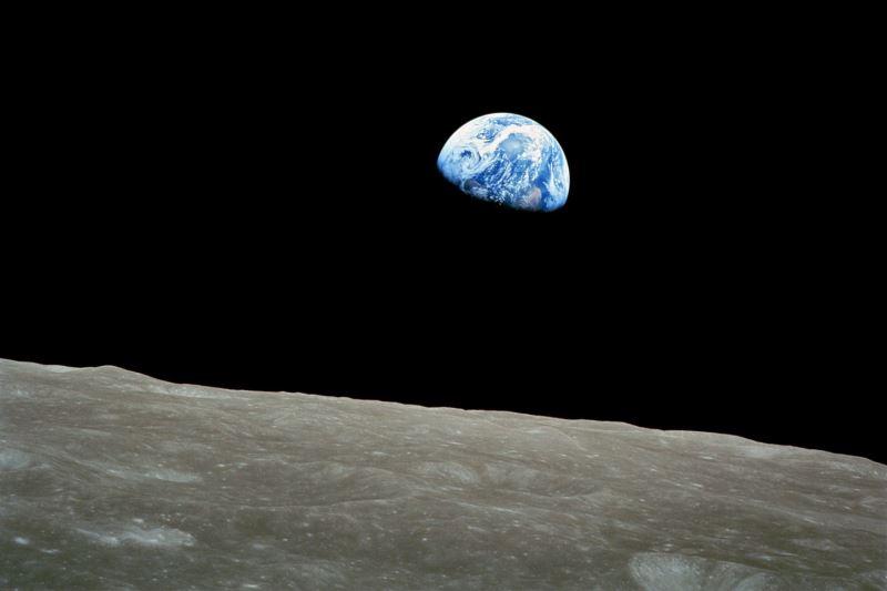 Dünya; bir toz zerreceği!