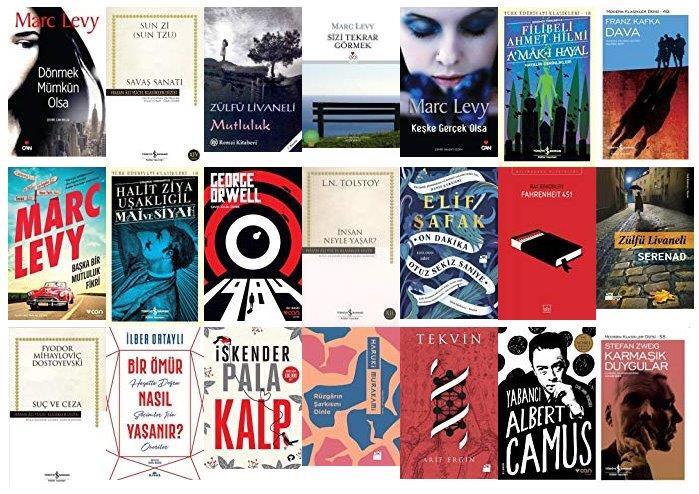2019 yılında hangi kitapları okudum?